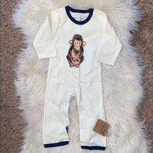 Baby Soy monkey one piece